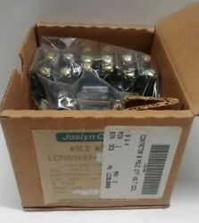 NEW IN BOX! JOSLYN 20 AMP 277V COIL LIGHTING CONTACTOR LC20UO080-277V