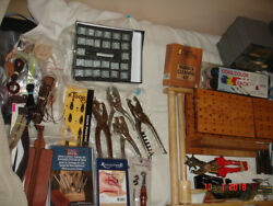 Leather ToolsStamp..accessories..super Lot#066