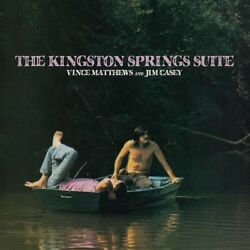 VINCE & CASEYJIM MATTHEWS - THE KINGSTON SPRINGS SUITE  VINYL LP NEW+