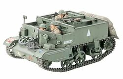 British Universal Carrier Mk.ii Forced Reconnaissance - 1:35 Scale Military -