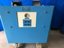 Dental Office Air Techniques dual head compressor with dryer 7908 $2800.00