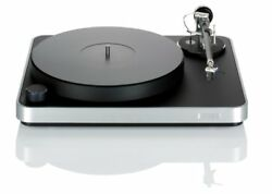 Clearaudio Concept Turntable MM Record Analog Vinyl Audio Music Player Black