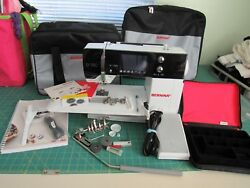 Bernina 580 SewingEmbroidery machine