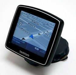 NEW TomTom ONE 130 S Car GPS Navigator Package Set 130s USA Canada Maps BLACK $34.95