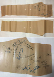 THE BEATLES paper suit patterns for HELP! from their tailor DOUGIE MILLINGS