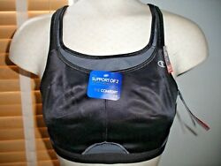 NWT Champion Max Support 38C Pullover Wire Free Sport Bra #1660 Support of 2 bra $15.99