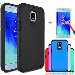 For Samsung Galaxy J3 V 2018OrbitStarAchieve Case Cover With Screen Protector