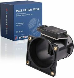 New Mass Air Flow Sensor Air Intake MAF For 1997-2008 Ford F150 4.2L $21.99