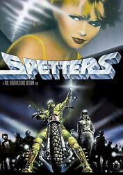 NEW Spetters (2018) (DVD)