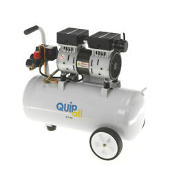 Quipall 1 HP 6.3 Gal. Oil Free Wheelbarrow Air Compressor 6 1 SIL New $150.10