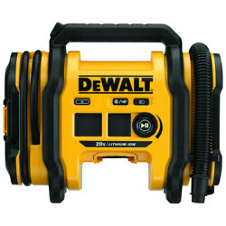 DEWALT DCC020IB 20V MAX Corded Cordless Air Inflator New $119.99