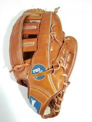 Spalding Pro Caliber B 120 Baseball Glove Cabretta Leather 12quot; Right Thrower RHT $49.99