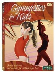 GYMNASTICS for KIDS DVD Instructional Video Fun games amp; activitities Brand New $6.90