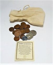 American Coin Treasures: Bankers Bag of Old Rare Coins $14.99