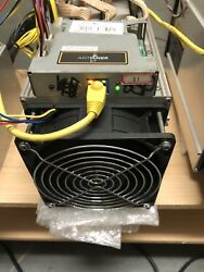 Bitmain Antminer S7 Bitcoin ASIC Miner 4.73THS Working GOOD Includes PSU $399.00