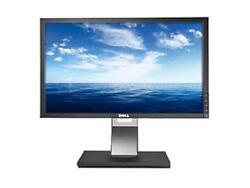 Dell UltraSharp 22 inch LCD Monitor with Power cable and VGA cable $69.00