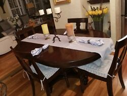 Pottery barn dining room table ONLY $630.00