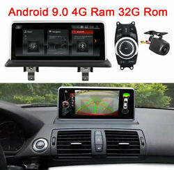 10.25 Android Car GPS Navigation for BMW 1 Series E81 E82 E87 E88 2004-2011 BT