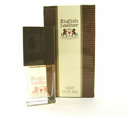 English Leather Cologne Men by Dana Cologne Spray 1.0 oz - New in Box