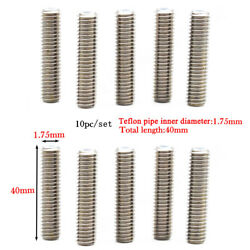 10pcs Barrels M6 Stainless Steel Nozzle Throat for 3D Printer Extruder Sale $9.36