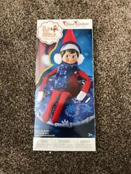 NIB Elf On The Shelf Totally Tubular Snow Set Inflatable Tube Earmuffs
