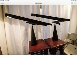 PAIR Of TABLA Desk Lamps