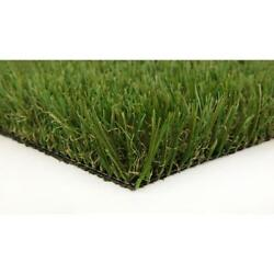 Artificial Grass Fescue Synthetic Lawn Turf Carpet Outdoor Landscape 7.5X10 Ft