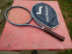 Tennis Racket snauwaert Lady Mid with Cover $41.19