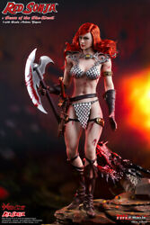 (FAST) 16 TBLeague PL2017-93 Red Sonja Scars of the She-Devil Action Figure New