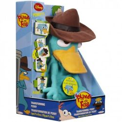 Disney Phineas and Ferb Transforming Perry AU $29.99
