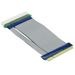 PCI Riser Card Extender Flexible Extension Cable Ribbon $7.99