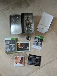 Tomb Raider -- Collector's Edition (Microsoft Xbox 360 2013) Complete NIB