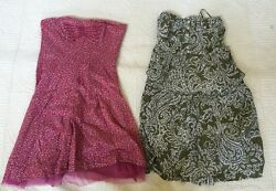 American Eagle Outfitters Women#x27;s 2 Halter Sundresses Size 0 $18.00