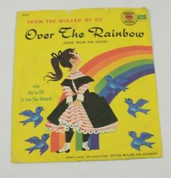 Off to See the Wizard Sandpipers Wizard of Oz Mitch Miller Golden Record