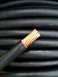 25#x27; Foot 4 0 AWG 0000 Gauge Copper Wire XLP XHHW LSZH Outdoor Building Cable