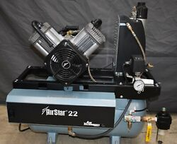 Air Star 22 Dental Compressor 220 Volts $2950.00