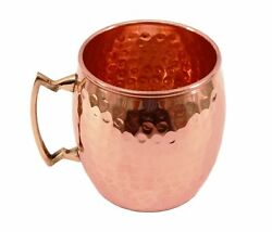 COPPER MUGS 100% COPPER MUGS 6.15 oz home decor barware beer Christmas Gifts