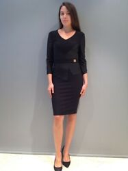 Women#x27;s Black Dresses Elegant Office or Party New with tags Size XS S M L $52.00