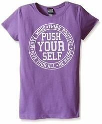 Fifth Sun Girls#x27; Little Girls#x27; Inspirational Graphic T Shirt 7 8 $16.95