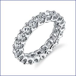 Gregorio: 20 Round Diamonds 2.50ctw Diamond Eternity Band FG VS. PLATINUM