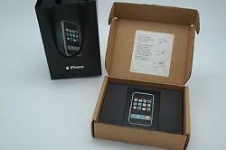 Apple iPhone 1st Generation 2G 4GB BRAND NEW - Apple Thin Box - EXTREMELY RARE