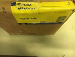 SQUARE D 8903SPA2V02C NEW IN BOX LIGHTING CONTACTOR 60A 3P 120V COIL 3R #A8