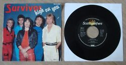 Survivor High on you - 1985 Scotti Brothers Germany