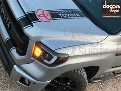 TOYOTA TACOMA VINYL HOOD DECAL STICKER GRAPHICS STRIPE 2010-2019