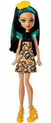 NEW MATTEL MONSTER HIGH CLEO DE NILE DAUGHTER OF THE MUMMIES DOLL