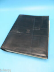 1989 Cadillac DeVille  Fleetwood Owner's Manual in Leather Folder