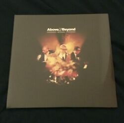 Above and Beyond Acoustic 2x LP Vinyl Brand New Sealed ANJLP037 UK IMPORT