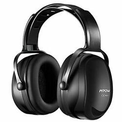 Mpow Noise Reduction Safety Ear Muffs Adjustable SNR 36dB Shooting Hunting
