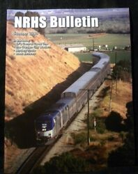 NRHS Bulletin 2010 Summer UP Central Coast Line Garden City Western $8.65
