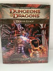 Dungeons & Dragons: Deaths Reach Brand New Factory Sealed!!!!  Role Playing  $35.99
